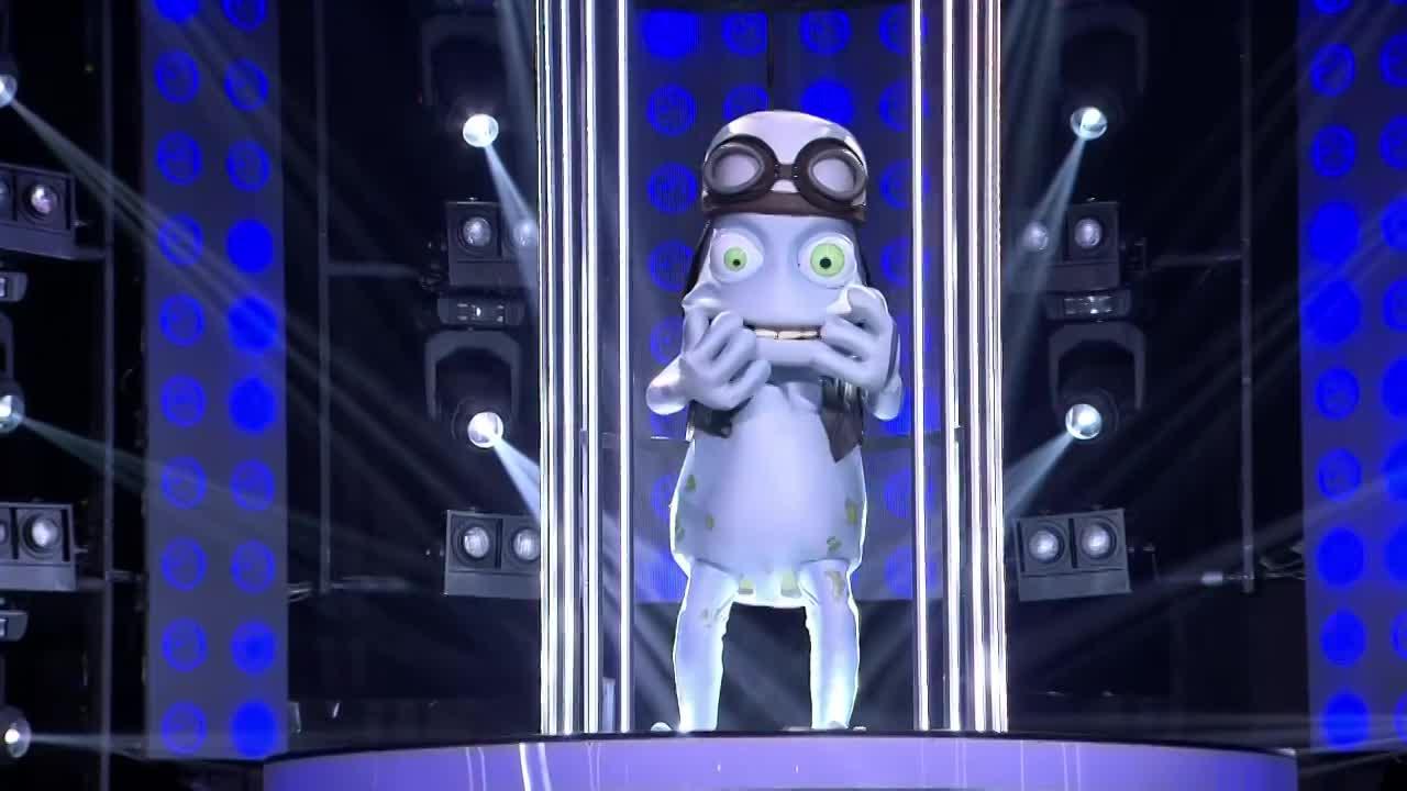 Karin Haydu - Axel F (Crazy Frog)