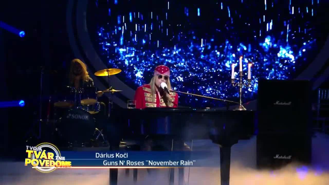 Dárius Koči - Guns N' Roses (November Rain)