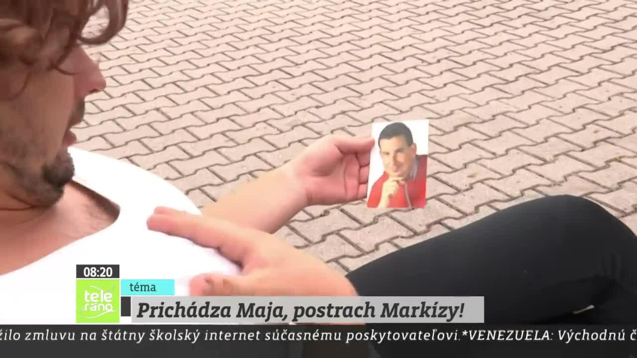 Nová tvár Markízy: Z jeho humoru pôjdete do kolien!