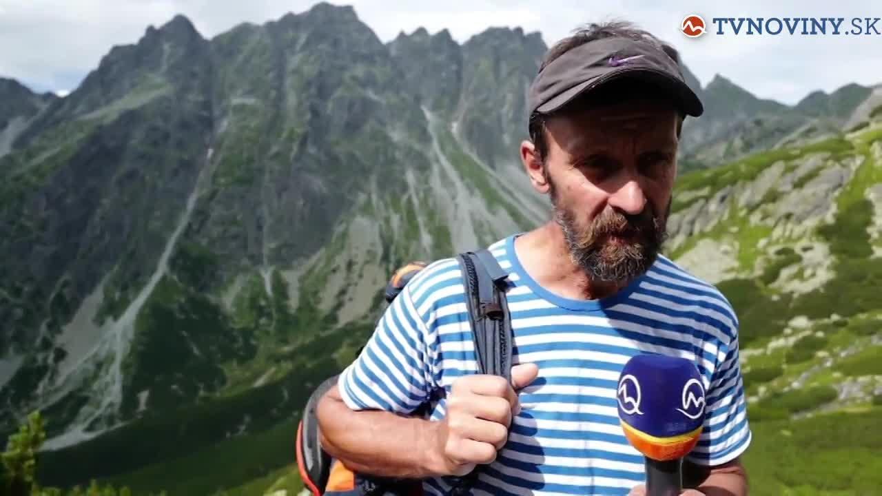 Tribula absolvoval horolezeckú klasiku s rusovláskou