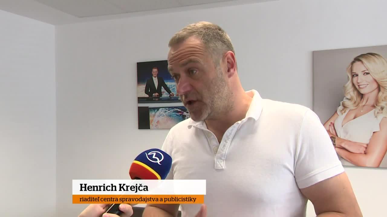 TV Markíza odvysiela mimoriadnu politickú talkshow s Michalom Kovačičom