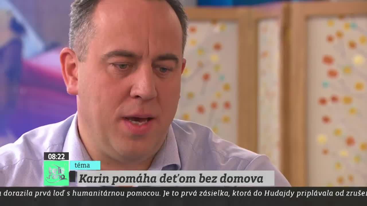 Samko Uhliarik v Teleráne