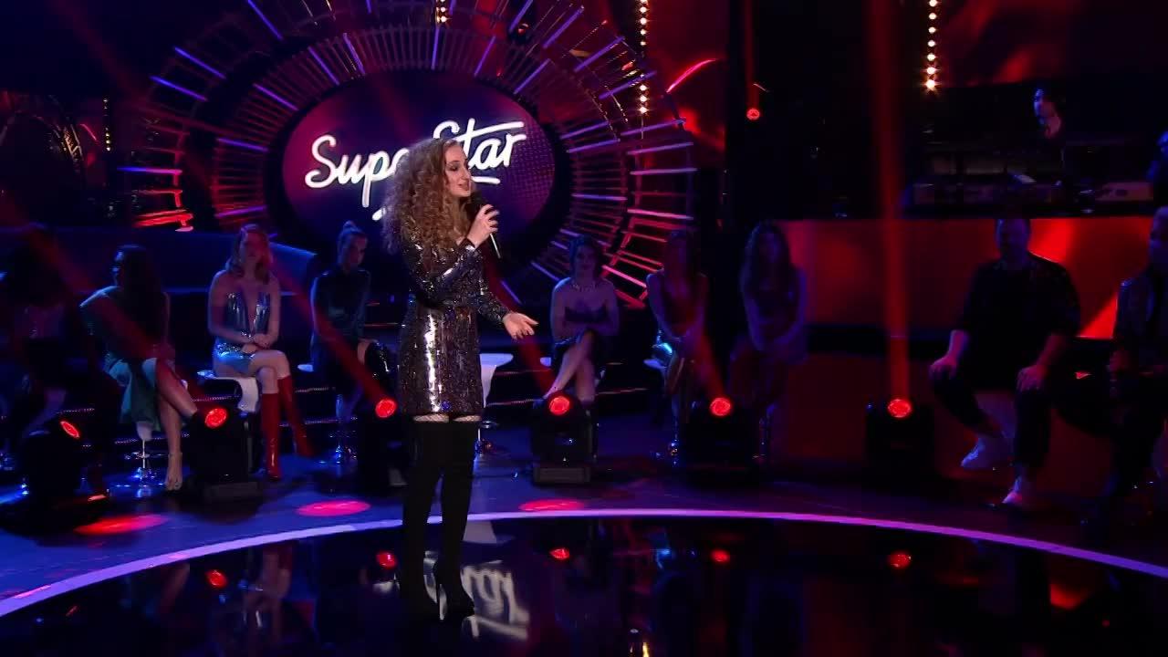 SuperStar ukážka - Posledný SuperVýber: Barbora Piešová