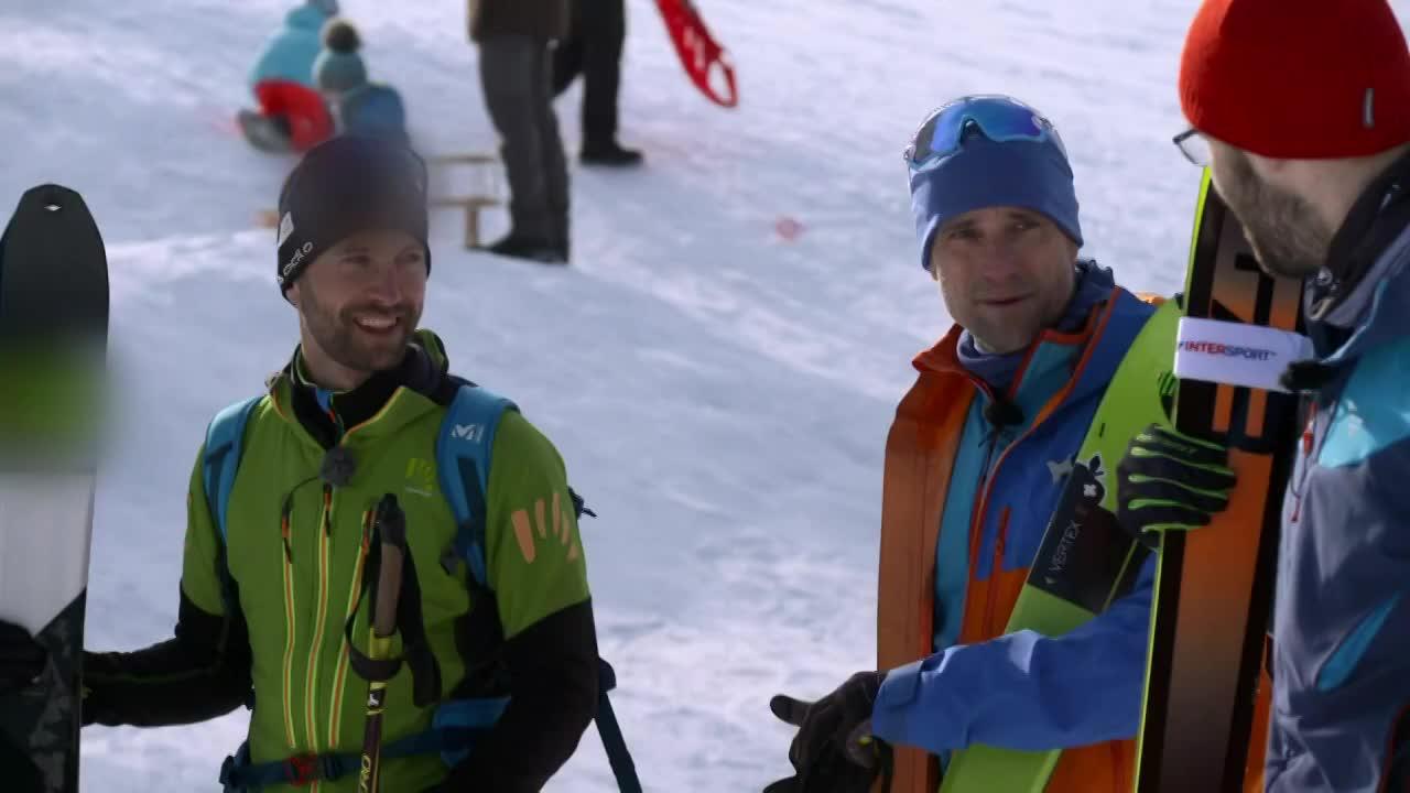 Stano si splnil sen: Po desiatich rokoch sa vrátil k lyžovaniu